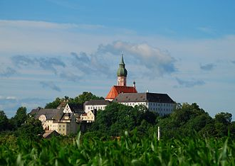 Andechs Abbey - Andechs Abbey