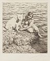 Anders Zorn - Sappo (etching) 1917.jpg