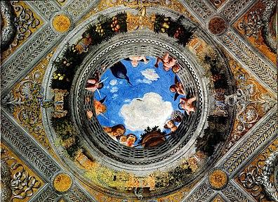 Camera degli sposi wikipedia for Sposi immagini
