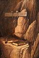 Andrea mantegna, san girolamo penitente nel deserto, 06.JPG