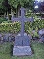 Andreas Rosensvolds gravsten - Eltang Kirkegård.JPG