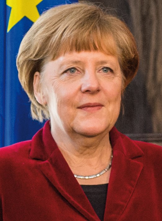 Angela Merkel Security Conference February 2015 (cropped)