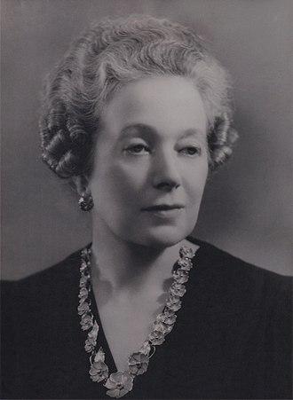 Anne Chamberlain - Chamberlain in 1939