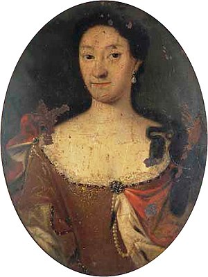 Maria Giovanna Clementi - Image: Anne Marie d'Orléans by Clementi