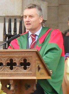 Patrick Prendergast (academic) Irish academic leader