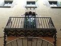 Antiga Casa de la Vila, detall pisos (Argentona).JPG