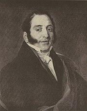 Antonio Dolci, Bergamo friend of Donizetti (Source: Wikimedia)