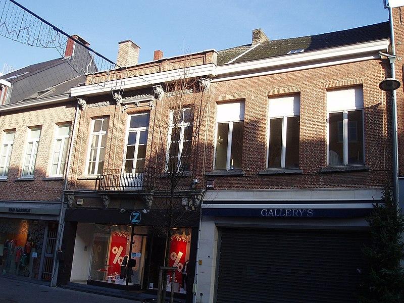 Antwerpsestraat 88-92 Lier