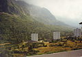 Apartment blocks in a valley, Europe.jpg