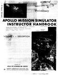 Apollo Mission Simulator Instructor Handbook - Volume 1.djvu