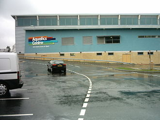 John Charles Centre for Sport - The Aquatics Centre
