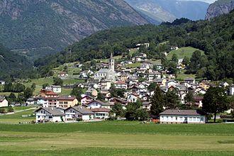 Aquila, Switzerland - Image: Aquila TI