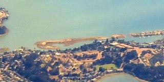 Aramburu Island Island in California