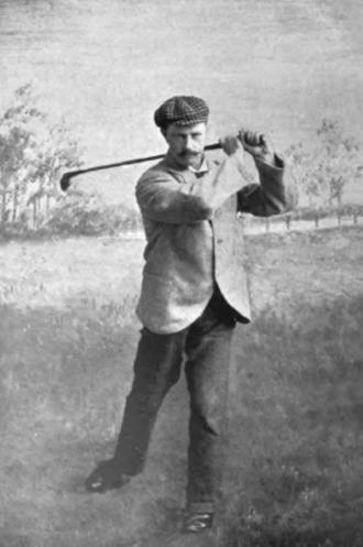 Archie Simpson - Image: Archie Simpson, golfer