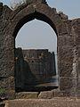 Archway and Bastion, Janjira.jpg