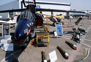 FMA IA-63 Pampa - IA-63 armament