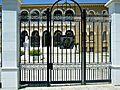 Arhiepiskopia-Archbishop's entrance.jpg
