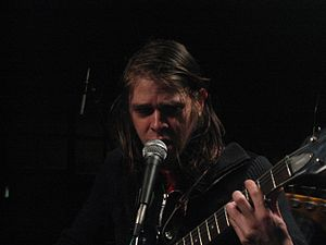 Chillwave - Ariel Pink performing in 2007