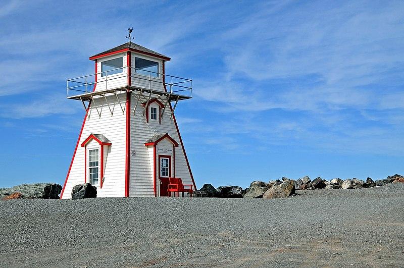 File:Arisaig Lighthouse.jpg
