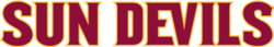 Arizona State Sun Devils Wordmark.png