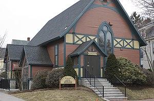Arlington Center Historic District - Image: Arlington MA Friends of the Drama