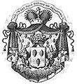 Armes de Pins d'après Courcelles Histoire généalogique et héraldique des Pairs de France.jpg