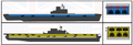 Armored vs unarmored flight decks employed by US and UK carriers during WWII.png