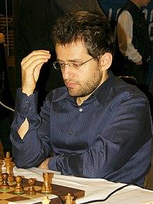 Levon Aronian en 2005