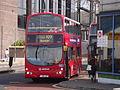 Arriva London DW54 on Route 109, West Croydon Bus Station (13514143825).jpg