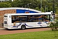 Arriva North East bus 2009 Optare Solo, Howlands Park & Ride, 22 June 2011.jpg