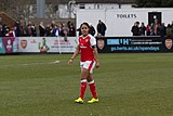 Arsenal LFC v Kelly Smith All-Stars XI (149).jpg