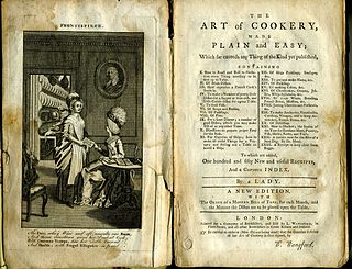 <i>The Art of Cookery Made Plain and Easy</i>