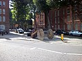 Artwork in Marsham Street Westminster - geograph.org.uk - 2594656.jpg