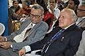 Arun Kumar Sharma and Monkombu Sambasivan Swaminathan - Kolkata 2013-01-07 2683.JPG