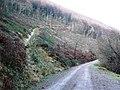 Ascent of Cwm Gwyddon fach - geograph.org.uk - 654759.jpg