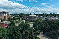 Ashland University view in Ashland Ohio.jpg