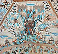 Asura in 249th cave of Mogao Caves1.jpg