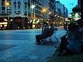Atardecer en la Plaza Independencia - panoramio.jpg