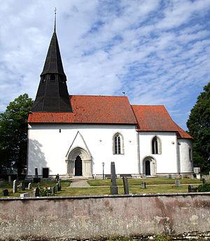 Atlingbo Church - Image: Atlingbo kyrka Gotland Sverige (2)