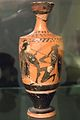Attic black-figure lekythos, Athena, Giants, 500-480 BC, Prague, NM-H10 781, 151544.jpg