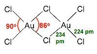塩化金(III) - Wikipedia
