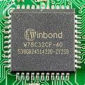 Auerswald COMfort 2000 Base - controller - Winbond W78C32CP-40-0235.jpg