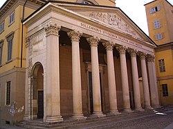 Aula magna-University-Pavia-Italy