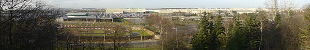 Citroen Aulnay Sous Bois - File Aulnay sous Bois, usine PSA Citro u00ebn jpg Wikipedia