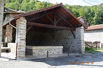 Aulos, Ariège - Aulos Lavoir (Public Laundry)