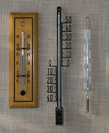 What Is Ethanol >> Ausdehnungsthermometer – Wikipedia