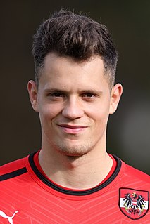 Ivan Lučić (footballer, born 1995) Austrian association football player