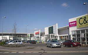 Newport Road - Retail Park, Penylan/Rumney