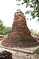 Ayutthaya Wat Phra Si Sanphet (Site of Royal Palace) (31539951247).jpg