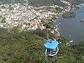 BALNEÁRIO CAMBORIÚ (Bondinho Aéreo), Santa Catarina, Brasil by Nivaldo Cit Filho - panoramio.jpg